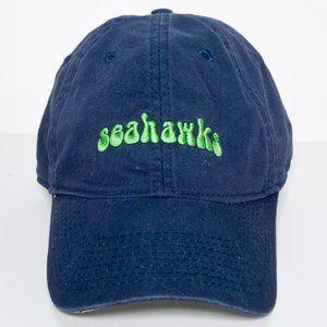Seattle Seahawks Bubble Script Hat